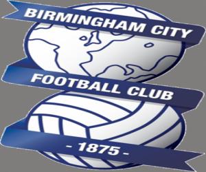 Puzzle Emblème de Birmingham City F.C.
