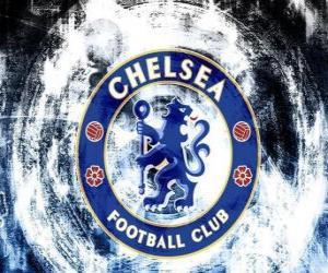Puzzle Emblème de Chelsea F.C.