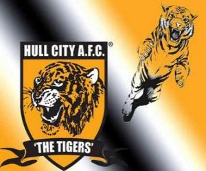 Puzzle Emblème de Hull City A.F.C.