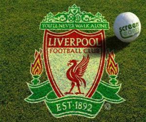Puzzle Emblème de Liverpool F.C.