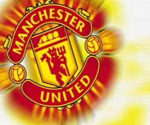 Puzzle Emblème de Manchester United F.C.