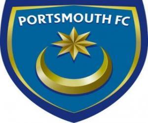 Puzzle Emblème de Portsmouth F.C.