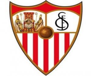 Puzzle Emblème de Sevilla F.C