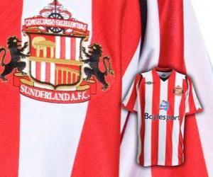 Puzzle Emblème de Sunderland A.F.C.