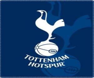 Puzzle Emblème de Tottenham Hotspur F.C.