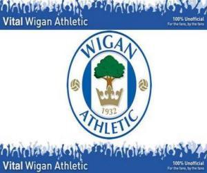 Puzzle Emblème de Wigan Athletic F.C.