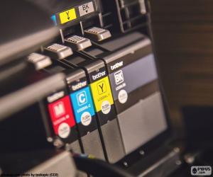Puzzle Encres pour imprimante