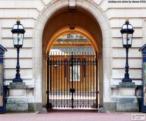 Puzzle Entrée au Palais de Buckingham