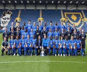Puzzle Équipe de Portsmouth F.C. 2008-09