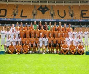 Puzzle Équipe de Wolverhampton Wanderers F.C. 2009-10