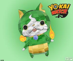 Puzzle Esmenyan, Yo-Kai Watch