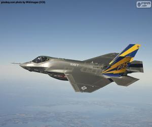Puzzle F-35 Lightning II
