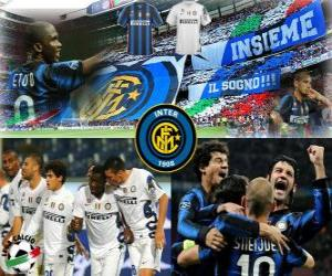 Puzzle FC Internazionale Milano