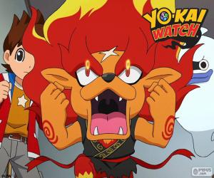 Puzzle Feulion, Yo-Kai Watch