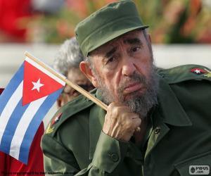 Puzzle Fidel Castro