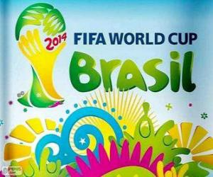 Puzzle FIFA WORLD CUP Brasil 2014