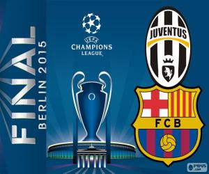 Puzzle Finale Champions League 14-15