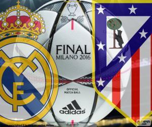 Puzzle Finale Champions League 2016