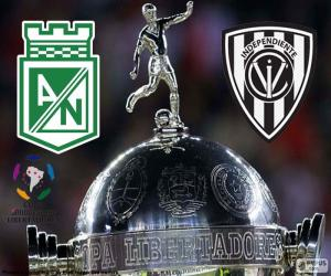Puzzle Finale Copa Libertadores 2016