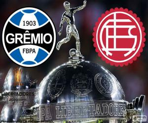 Puzzle Finale Copa Libertadores 17