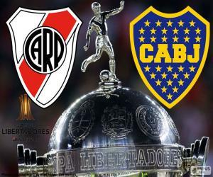 Puzzle Finale Copa Libertadores 2018