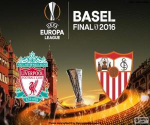 Puzzle Finale Europa League 2015-2016