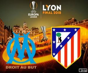 Puzzle Finale Europa Ligue 2017-2018