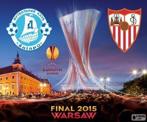 Puzzle Finale Europe League 2014-2015