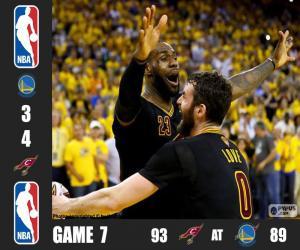 Puzzle Finale NBA 16, 7e partie