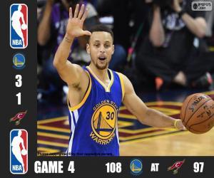 Puzzle Finale NBA 2016, 4ème partie