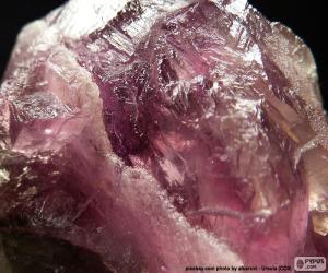 Puzzle Fluorine ou fluorite