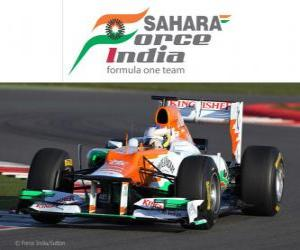 Puzzle Force India VJM05 - 2012 -