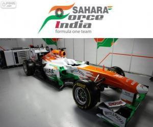 Puzzle Force India VJM06 - 2013 -