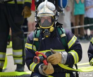 Puzzle Formation de pompier