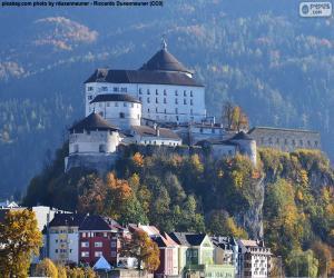 Puzzle Forteresse de Kufstein, Autriche