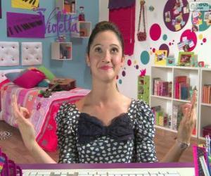 Puzzle Francesca dans 2 Violetta
