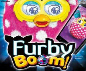 Puzzle Furby Boom !