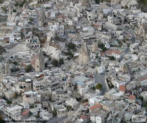 Puzzle Göreme, Turquie