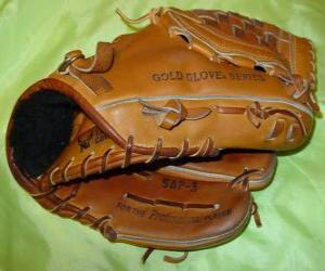 Puzzle Gant de baseball