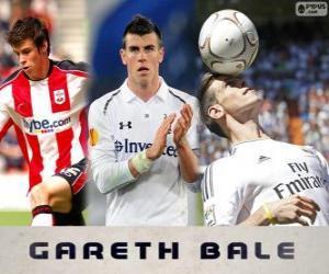 Puzzle Gareth Bale