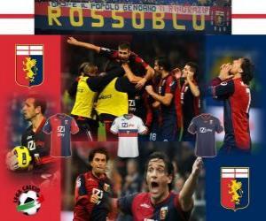 Puzzle Genoa Cricket and Football Club