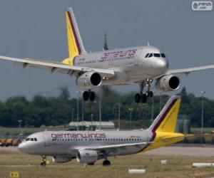 Puzzle Germanwings, une compagnie low-cost allemande