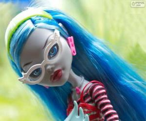 Puzzle Ghoulia Yelps de Monster High