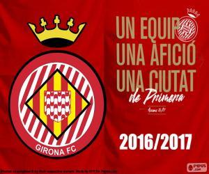 Puzzle Girona FC 2016-2017