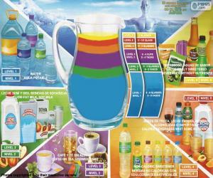Puzzle Guide des boissons saines