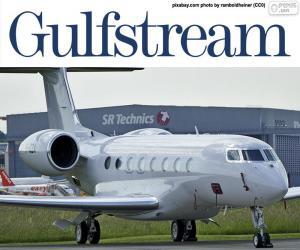 Puzzle Gulfstream G650