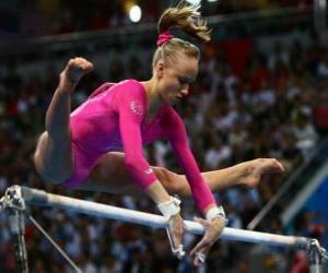 Puzzle Gymnastique artistique - Barre fixe