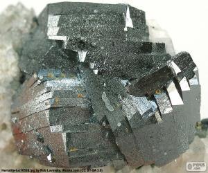 Puzzle Hématite