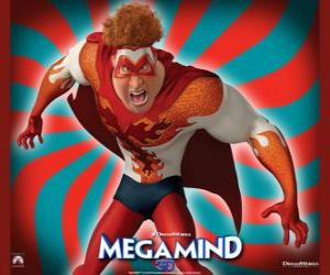 Puzzle Hal Steward est devenu un nouveau super-héros, Titan