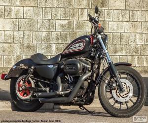 Puzzle Harley-Davidson 883R 2008